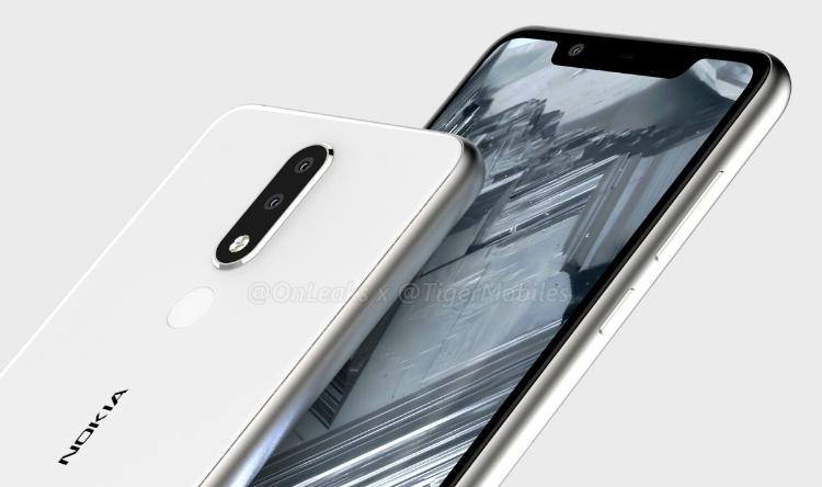 Nokia 5.1 Plus gelekt