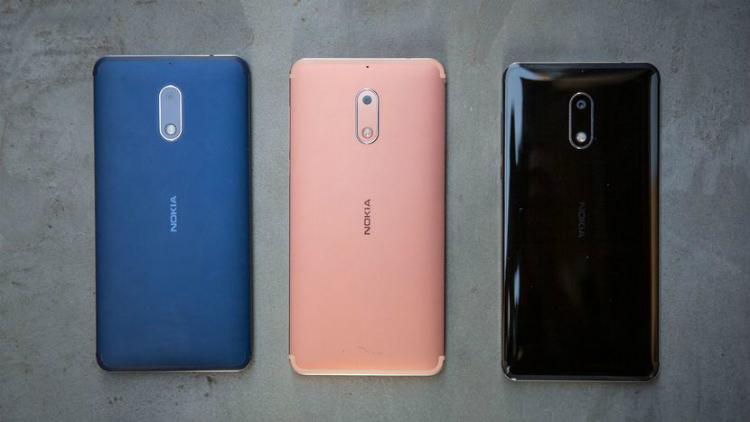 Nokia Oreo update voor budgettoestellen