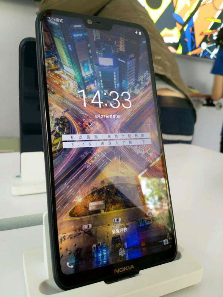 Nokia X gelekt