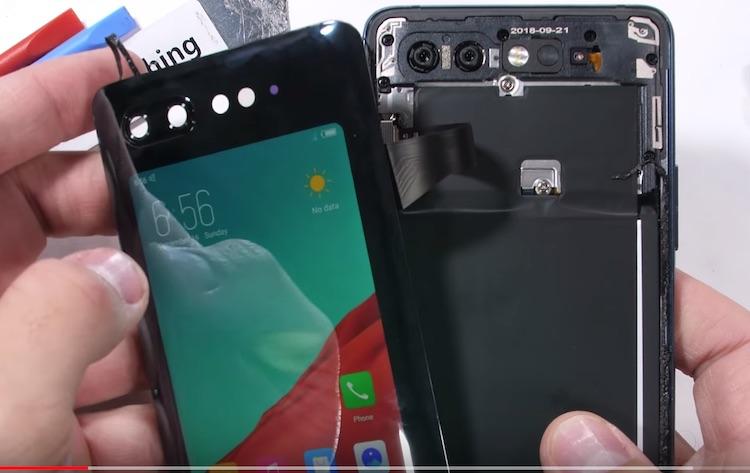 Hoe werkt zo'n smartphone met een dubbel display?