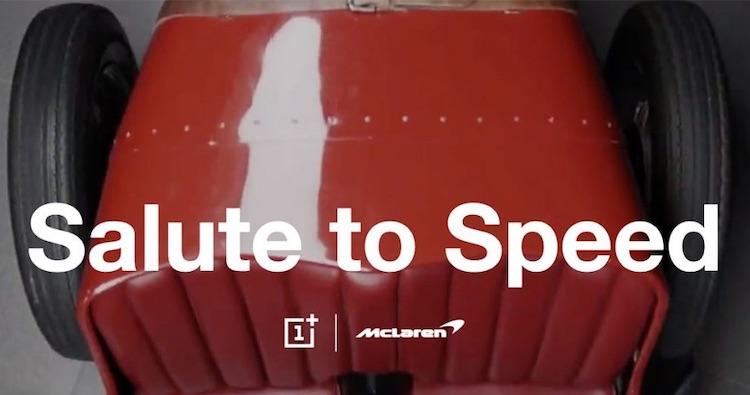 OnePlus gaat samen met McLaren aan de slag