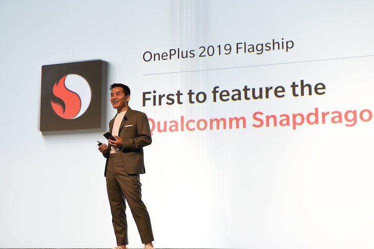 OnePlus maakt pijnlijke fout op podium