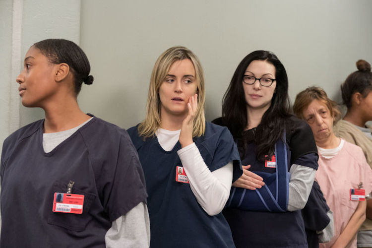 Netflix-serie Orange is the New Black gaat stoppen