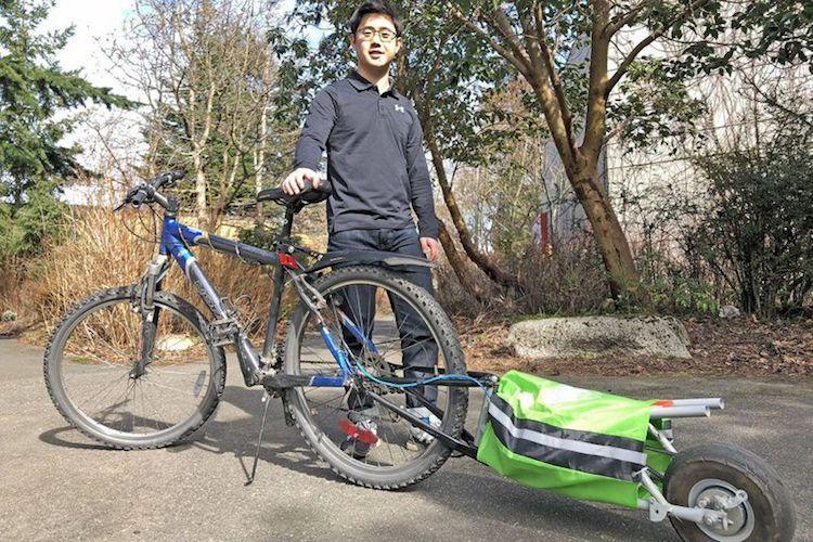Van oude fiets naar hippe e-bike voor 400 euro