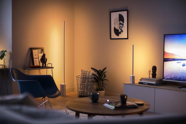 Philips Komt Met Nieuwe Geweldige Sfeerverlichting Apparata