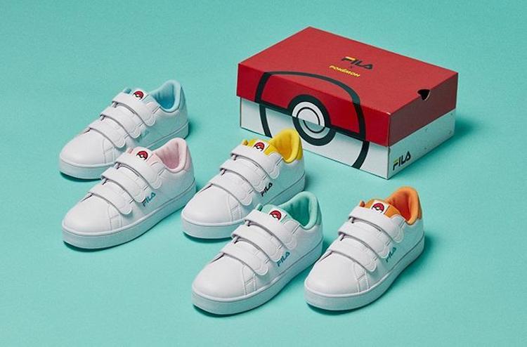 Pokémon Go spelen doe je met deze sneakers