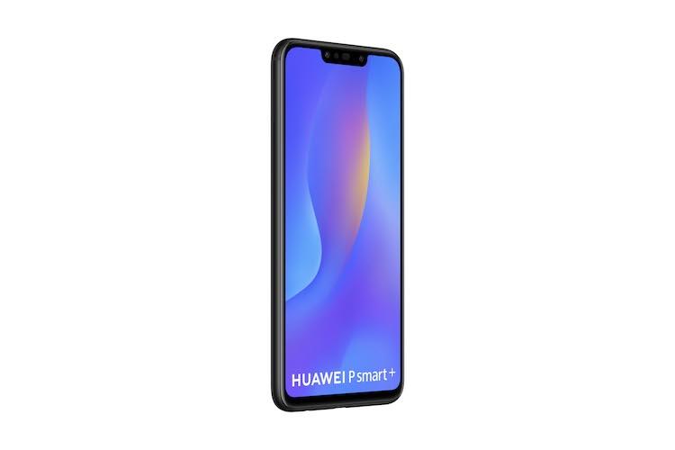 De nieuwe Huawei P Smart+ heeft iets opmerkelijks