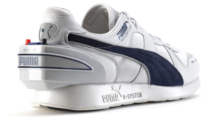 LOL: Puma komt met 32-jaar oude smart-schoen