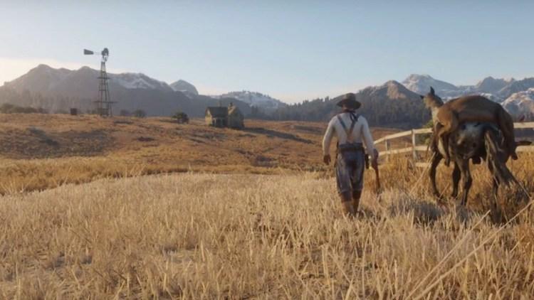 Red Dead Redemption 2 brengt je een geweldig verhaal
