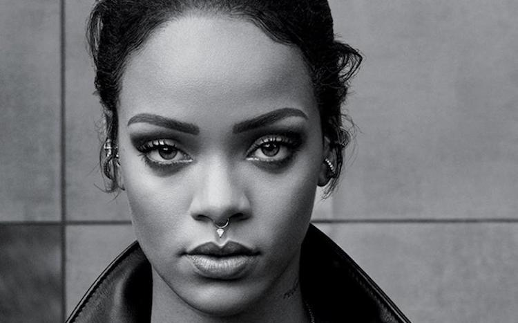 Rihanna haalt uit naar Snapchat via Instagram