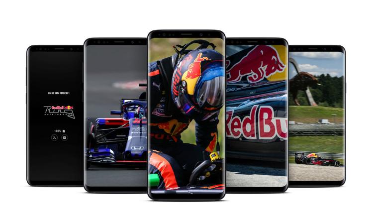 Samsung Galaxy S9 Red Bull Ring editie