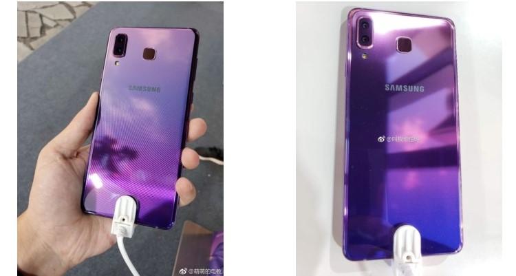 Samsung jat van Huawei