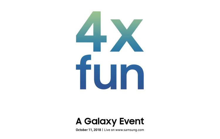 Samsung-event op 11 oktober