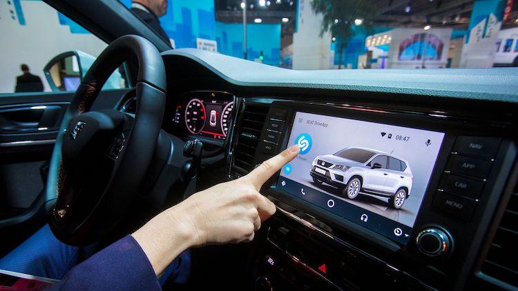 Dit is de eerste autofabrikant met Shazam-integratie
