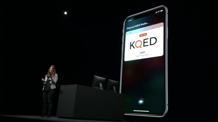 Siri iOS 12