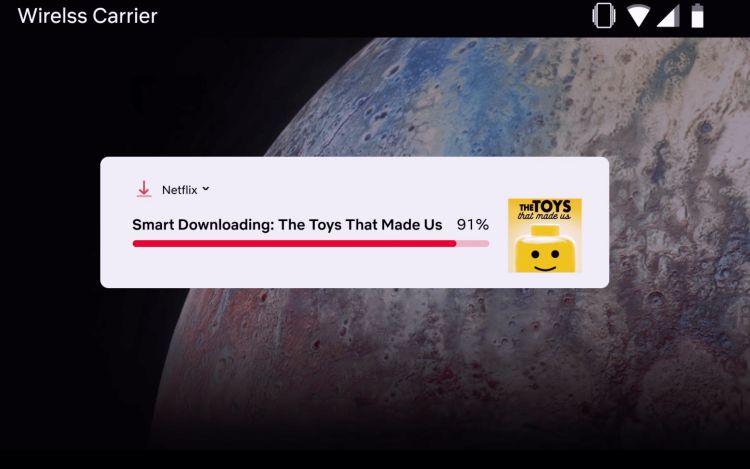 Snel lekker downloaden... automatisch