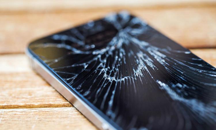 Smartphone met diamantglas volgend jaar?