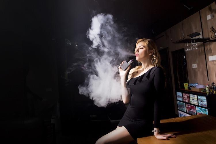 Roken nog steeds aangemoedigd op sociale media