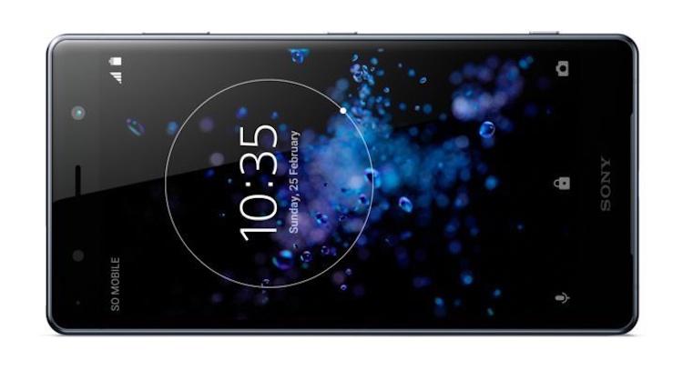 De nieuwe Sony XZ2 Premium met 4k-scherm is hier