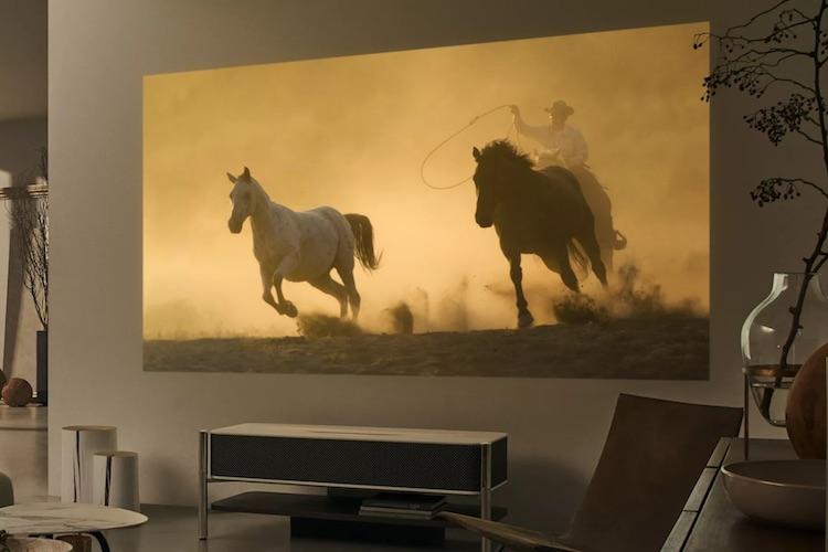 Sony toont geweldige 4K projector