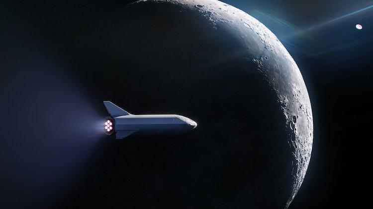 Eerste passagier maanreis SpaceX is bekend