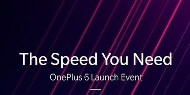 Officieel: OnePlus 6 heeft een lanceerdatum