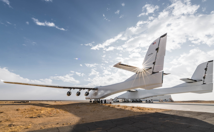 's Werelds grootste vliegtuig gaat eindelijk écht de lucht in?