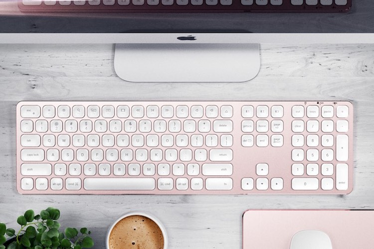 Stijlvol: aluminium toetsenborden voor je iMac (Pro)