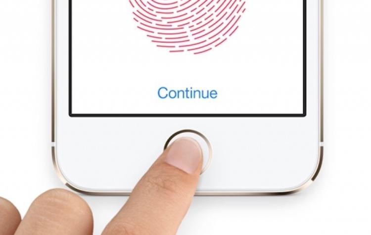 'iPhone worden ontgrendeld met vingers van doden