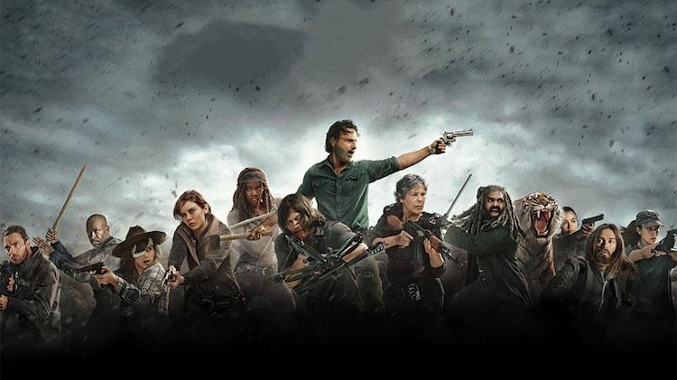 Wie kijkt er nog naar The Walking Dead?!