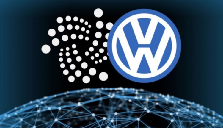 IOTA en Volkswagen willen digitale autopas in 2019