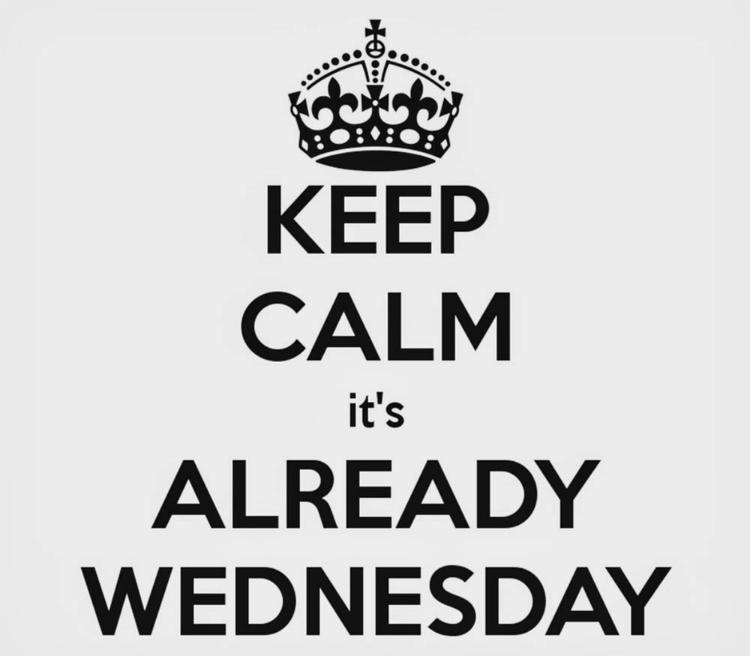 WednesdayCoin slogan