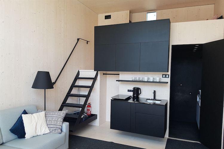 Dit minihuis in Almere is verkocht voor bijna 150k euro