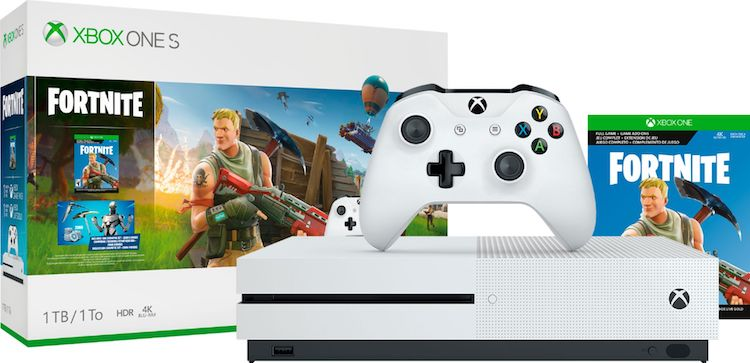 Zo is Fortnite op Xbox One makkelijker te spelen