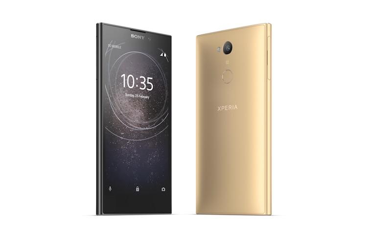 Sony komt met drie nieuwe smartphones