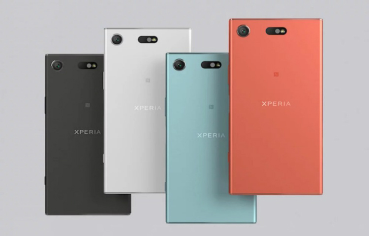 Xperia XZ2 Compact gerucht
