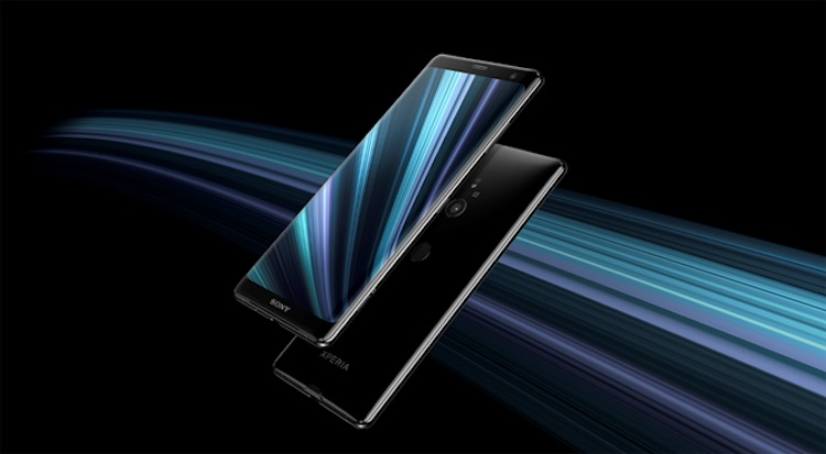 Sony onthult Xperia XZ3 met Bravia TV technologie