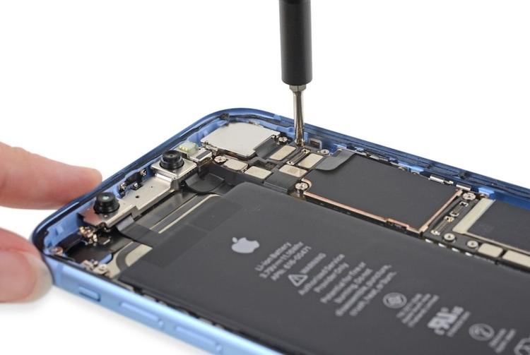 Dit is de nieuwe iPhone XR van de binnenkant