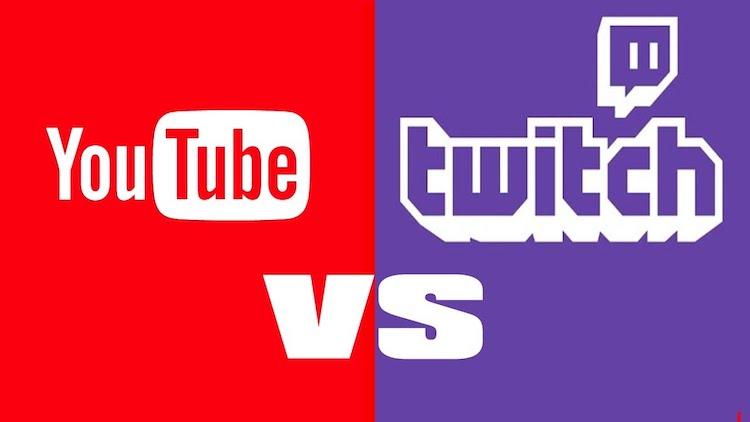 Miljoenen voor YouTubers om ze naar Twitch te krijgen