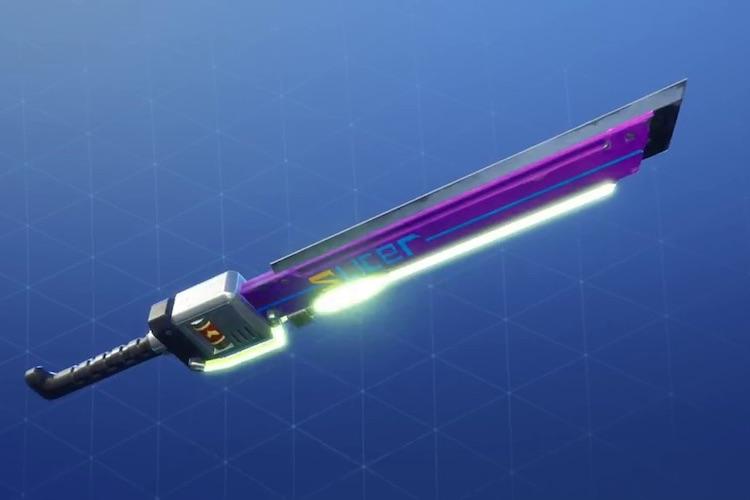 Fortnite Battle Royale krijgt zwaarden