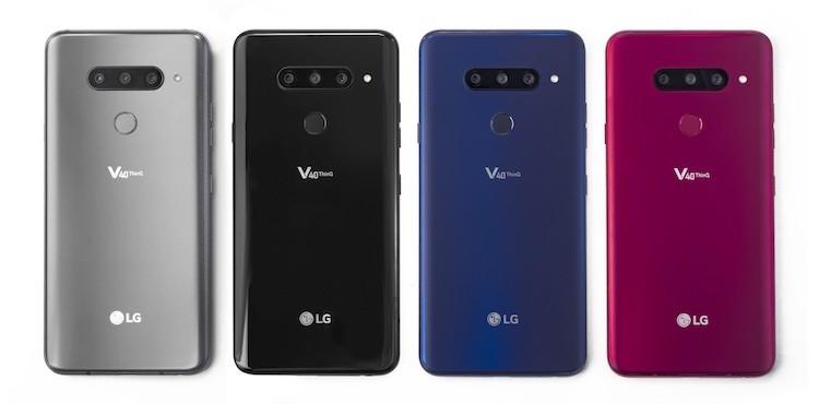 LG heeft moeite met Samsung, Huawei, OnePlus en anderen