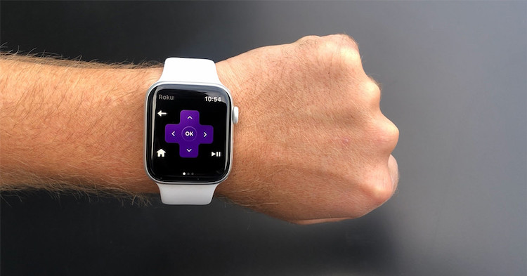 Afstandsbediening? Bedien de TV met je Apple Watch