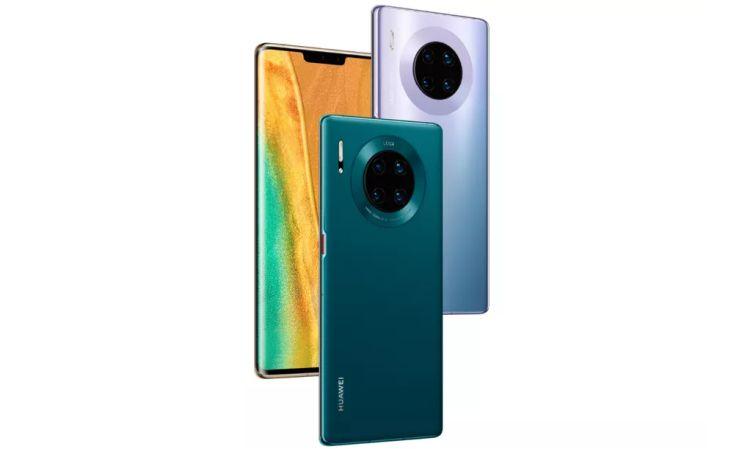 Zo zit de Huawei Mate 30 in elkaar