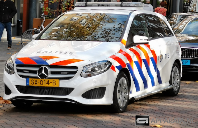 Fail: politie verspilt 400.000 euro aan app