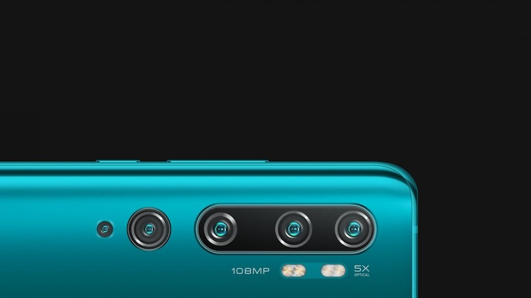Xiaomi onthult smartphone met 108-megapixel camera