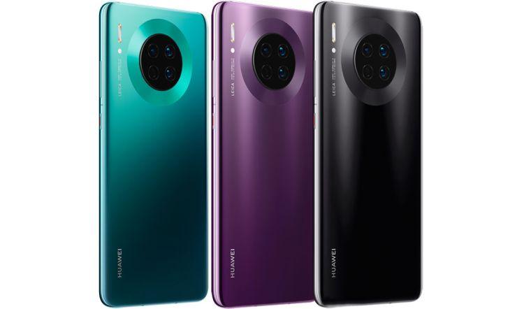 Huawei Mate 30 Pro nu ook bij onze buren te koop