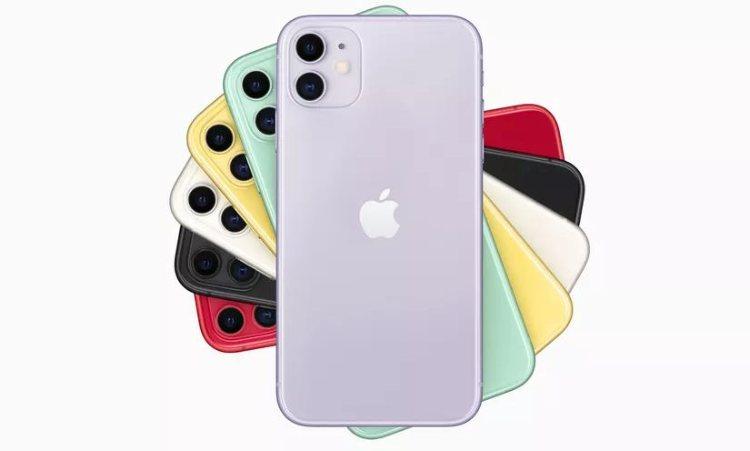 'Apple gaat iPhones los van elkaar aankondigen'