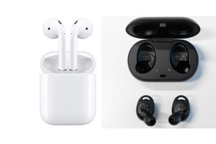 Apple AirPods vs. Galaxy Buds