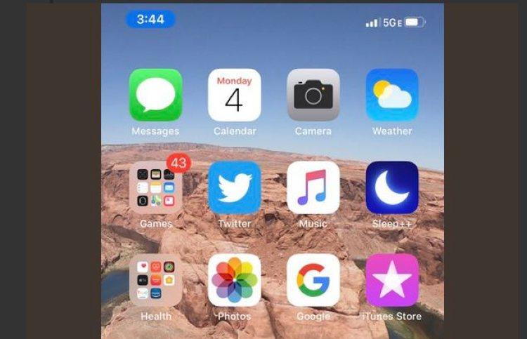 Apple-5ge-netwerk