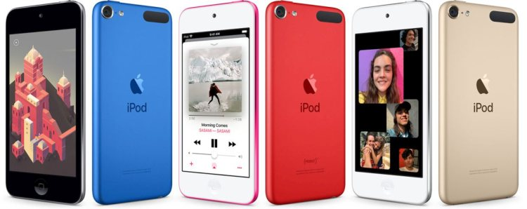 Apple-lanceert-iPod-touch